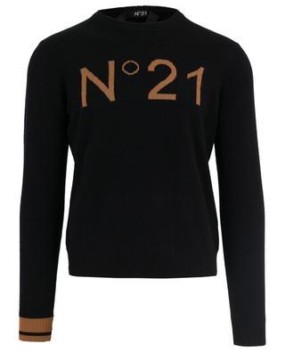 Pull en laine vierge N°21 N°21
