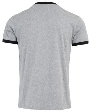 Printed cotton T-shirt N°21