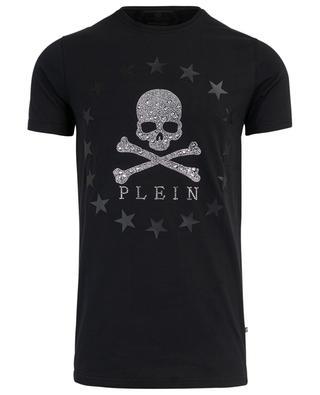 Mix cotton T-shirt PHILIPP PLEIN