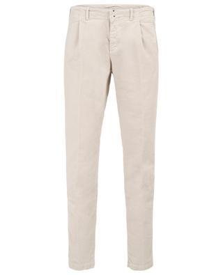 Slim-Fit Hose aus Baumwolle Verve INCOTEX