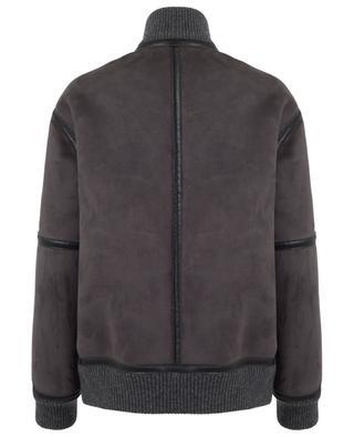 Faux suede jacket STELLA MCCARTNEY