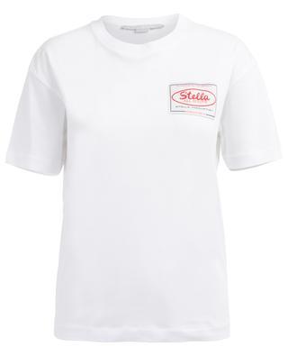 T-Shirt aus Baumwolle STELLA MCCARTNEY