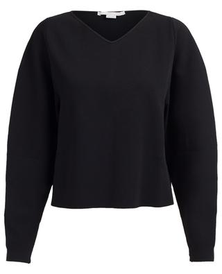 Pullover aus Stretch-Viskose STELLA MCCARTNEY