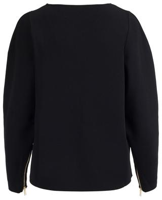 Pullover aus Stretch-Viskose STELLA MCCARTNEY