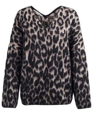 Pullover aus Baumwoll-, Mohair- und Wollmix STELLA MCCARTNEY