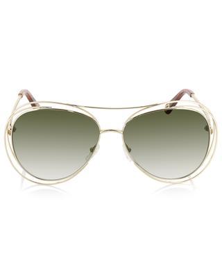 Carlina aviator sunglasses CHLOE