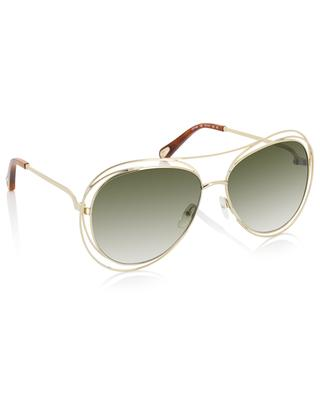 Carlina aviator sunglasses CHLOE
