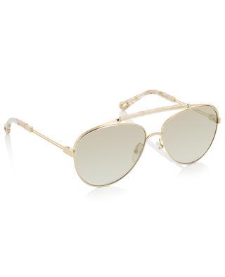 Sonnenbrille im Flieger-Design CHLOE