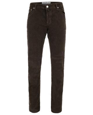 PW622-CONF corduroy trousers JACOB COHEN