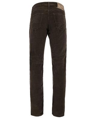 Pantalon en velours côtelé PW622-CONF JACOB COHEN