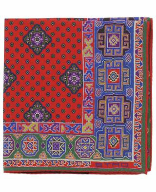 Jamul silk pocket square ETRO