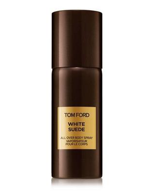 White Suede all over body spray TOM FORD
