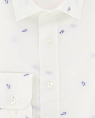 New Warrant textured cotton shirt ETRO