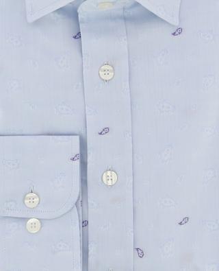 Chemise en coton texturé New Warrant ETRO
