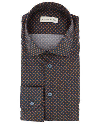 Hemd aus Baumwollmix ETRO