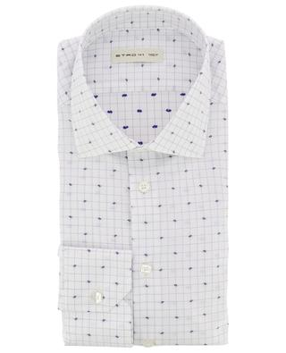 Slim-Fit-Hemd aus Baumwolle Mercurio ETRO