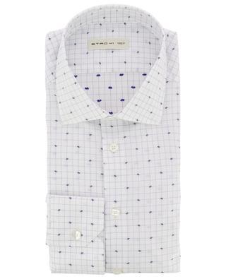 Mercurio cotton slim fit shirt ETRO