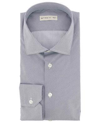 Bedrucktes Hemd aus Baumwolle Mercurio ETRO