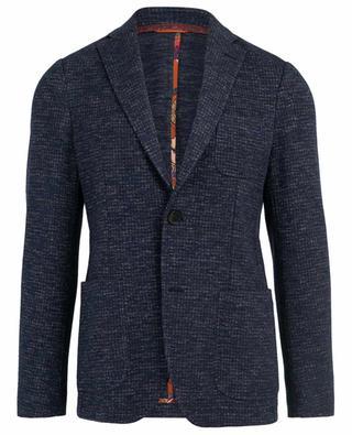 Cotton and wool blazer ETRO