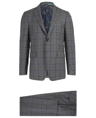 Wool suit ETRO
