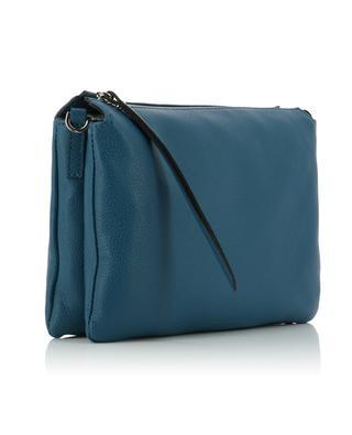 Three textured leather crossbody bag GIANNI CHIARINI