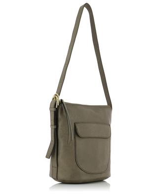 Cora textured leather bucket bag GIANNI CHIARINI
