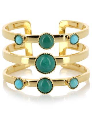 Tribal golden adjustable ring CAROLINE NAJMAN