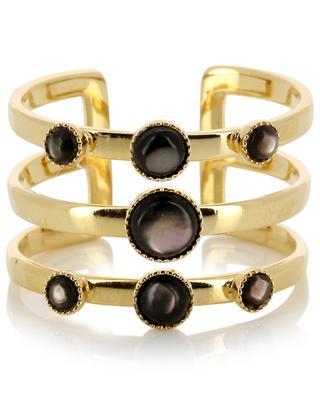 Tribal golden adjustable ring CAROLINE NAJMAN
