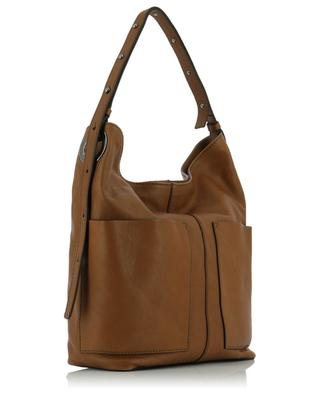 Linea Athena leather tote bag GIANNI CHIARINI
