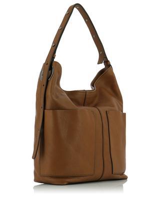 Linea Athena leather tote bag GIANNI CHIARINI