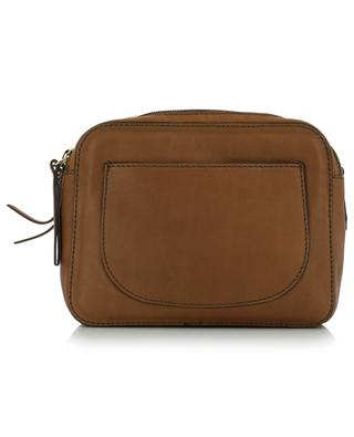 Sporty Small leather shoulder bag GIANNI CHIARINI