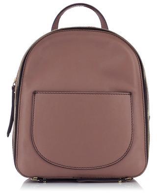 Sporty leather backpack GIANNI CHIARINI