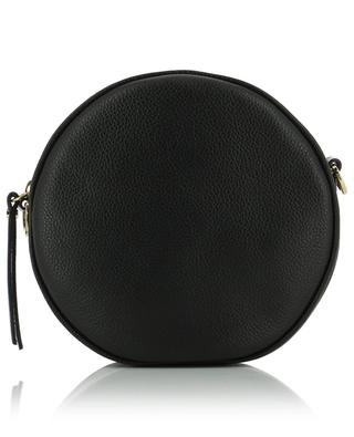Tamburello leather shoulder bag GIANNI CHIARINI