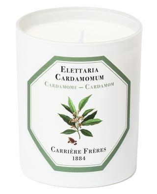 Bougie parfumée Elettaria Cardamomum CARRIERE FRERES