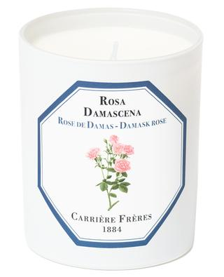 Duftkerze Rosa Damascena CARRIERE FRERES