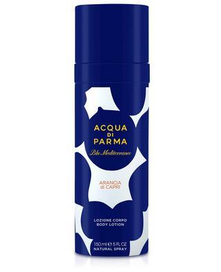 Arancia di Capri body lotion ACQUA DI PARMA
