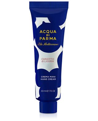 Chinotto di Liguria hand lotion ACQUA DI PARMA
