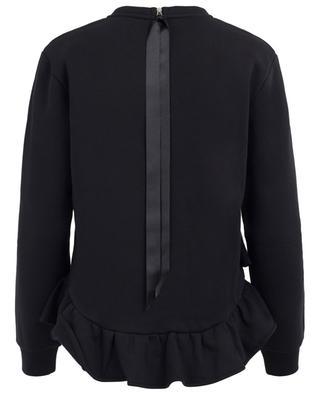 Cotton blend sweatshirt SLY 010
