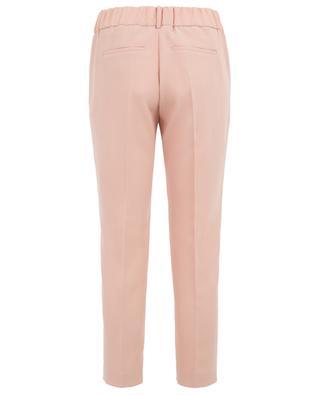 Pantalon raccourci en crêpe SLY 010