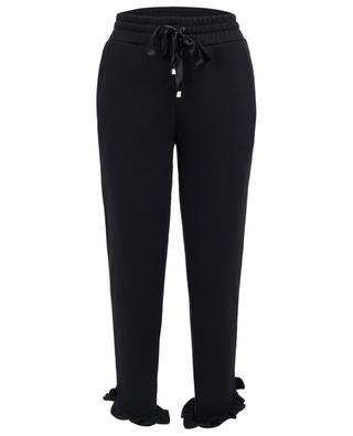 Cotton blend jogging trousers SLY 010