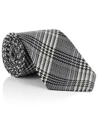 Textured silk tie TOM FORD
