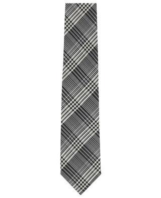 Cravate en soie texturée TOM FORD