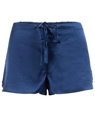 Maya silk shorts MAISON DE PAPILLON