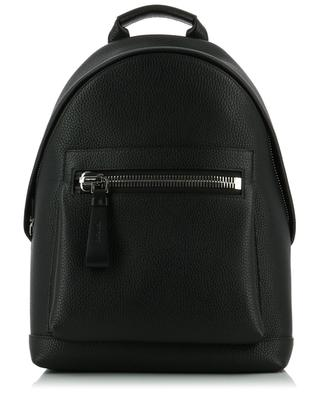 Grained leather backpack TOM FORD