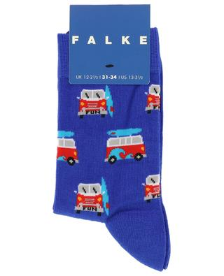 Surf Van cotton blend socks FALKE