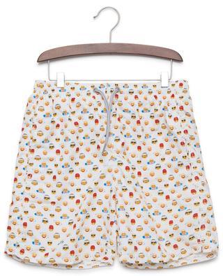 Printed swim shorts MC2 SAINT BARTH