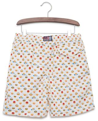 Printed swim shorts MC2 SAINT BARTH
