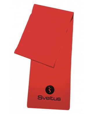 Bande latex rouge 1,20 m strong bte SVELTUS