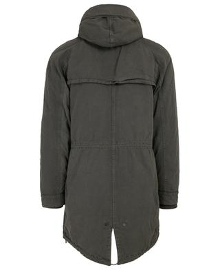 Parka with removable padding Y SALOMON ARMY