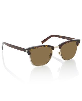 Sonnenbrille aus Metall und Acetat SL 108 SAINT LAURENT PARIS